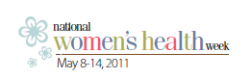 National_Womens_Health_Week_2011_pic
